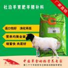 杜泊羊催肥育肥精饲料 精料补充饲料 杜泊羊料精 杜泊羊促生长催肥育肥