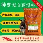 4%种驴复合预混料 种驴饲料 不含激素 促进发情提高繁殖性能